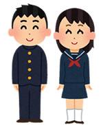 中学制服イメージ