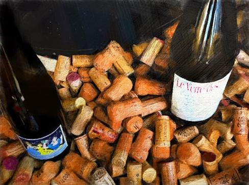 自然派ワイン会4「ヤサイノイトウさんの美味しい野菜と共に」