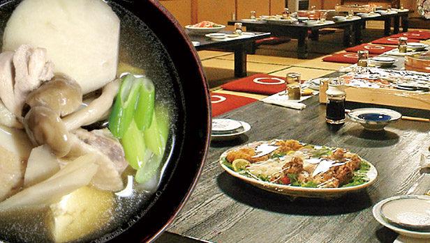 一番鮨 秋の味芋の子宴会プラン