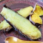 つぼ焼き芋を使ったスイートポテト