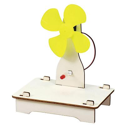 風力発電組立キット